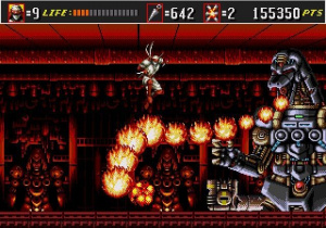 Shinobi III : Return of the Ninja Master