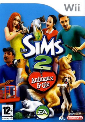 Les Sims 2 : Animaux & Cie sur Wii