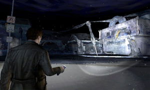 TGS 2009 : Images de Silent Hill - Shattered Memories