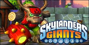 Jaquette de Skylanders Giants - E3 2012 sur Wii