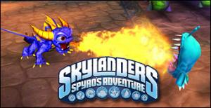 Jaquette de Skylanders : Spyro's Adventure sur Wii