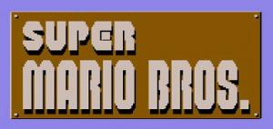Super Mario Bros. sur Wii