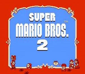 Super Mario Bros. 2 sur Wii