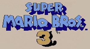 Super Mario Bros. 3 sur Wii