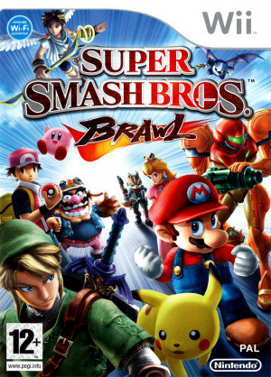 Super Smash Bros. Brawl sur Wii