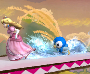 Images : Super Smash Bros Brawl : Tiplouf