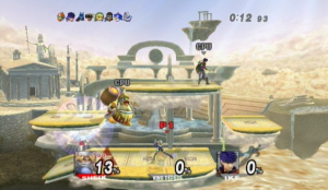 Le million pour Super Smash Bros. for 3DS