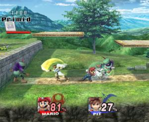 Super Smash Bros Brawl : à deux c'est mieux
