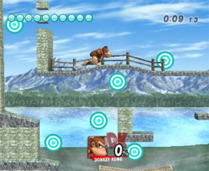Super Smash Bros Brawl se personnalise