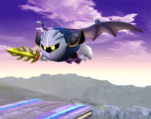 Images : Super Smash Bros Brawl - Meta Knight