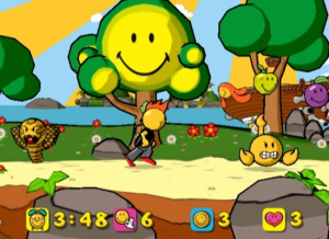 Images de Smiley World : Island Challenge