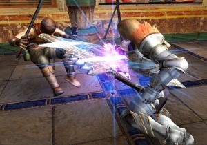 E3 2007 : Soul Calibur Legends