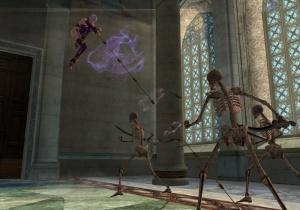 TGS 07 : Des images pour Soul Calibur Legends