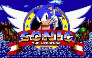 Sonic the Hedgehog - Megadrive sur Wii
