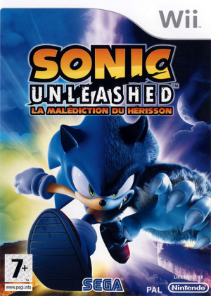 Sonic Unleashed sur Wii