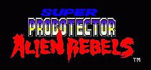 Super Probotector : Alien Rebels sur Wii