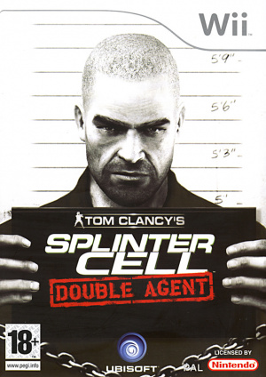 Splinter Cell Double Agent sur Wii