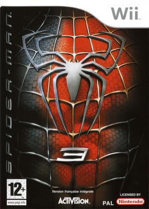 Spider-Man 3 sur Wii