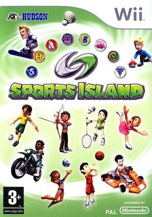 Sports Island sur Wii