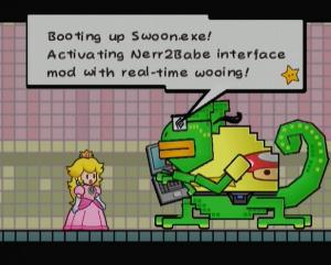 Un vilain bug dans Super Paper Mario