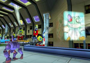 Spyborgs - Capcom Captivate '08