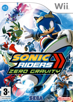 Sonic Riders Zero Gravity