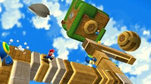 Images : Super Mario Galaxy