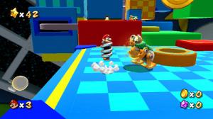 Deux vidéos exclusives de Super Mario Galaxy