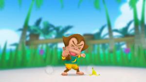 Images de Super Monkey Ball : Step & Roll