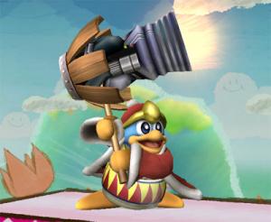 Kirby dans Super Smash Bros. Brawl (Wii, 2008)