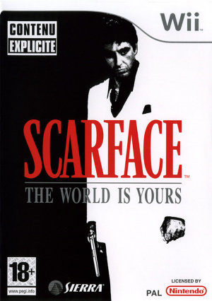 Scarface : The World is Yours sur Wii