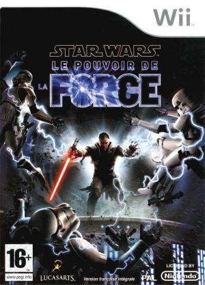 Star Wars : Le Pouvoir de la Force sur Wii
