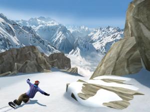 Shaun White Snowboarding : Road Trip - la Wii Board