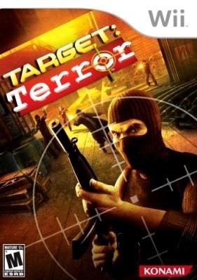 Target : Terror sur Wii