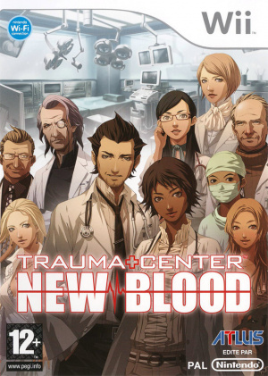 Trauma Center : New Blood sur Wii