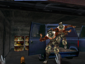 Images : The House of the Dead 2&3 Return