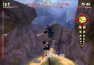 Images : Tony Hawk Downhill Jam