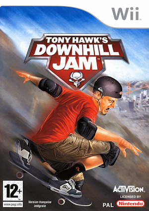 Tony Hawk's : Downhill Jam