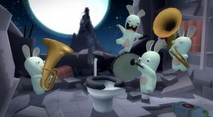 The Lapins Crétins : La Grosse Aventure - E3 2009