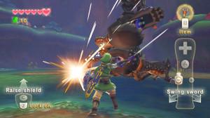 Zelda : Skyward Sword est disponible sur Wii U