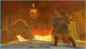 Images de The Legend of Zelda : Skyward Sword