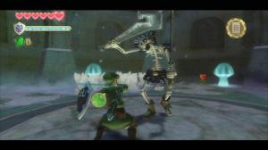 TGS 2011 : Images de Zelda : Skyward Sword