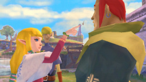 Images et vidéo de Zelda : Skyward Sword