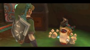 Images de The Legend of Zelda : Skyward Sword