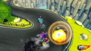 E3 2010 : TNT Racers annoncé