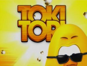 Toki Tori sur Wii