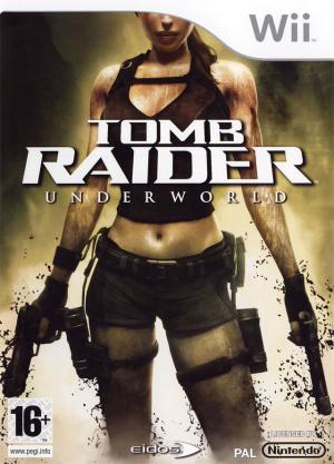 Tomb Raider Underworld sur Wii