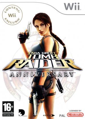 Tomb Raider : Anniversary sur Wii