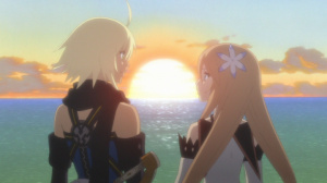 Tales of Symphonia : Dawn of the New World - En direct du Japon