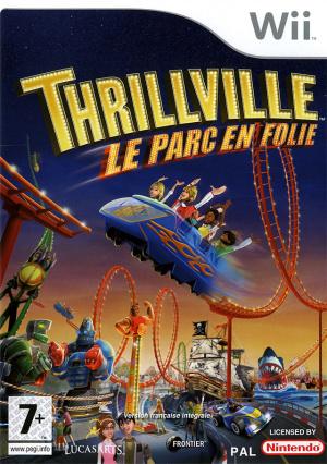 Thrillville : Le Parc en Folie sur Wii